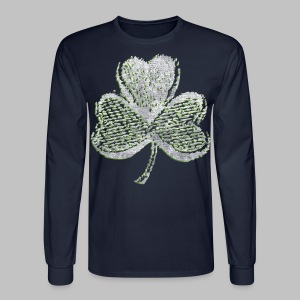 Old Shamrock Style - Men's Long Sleeve T-Shirt