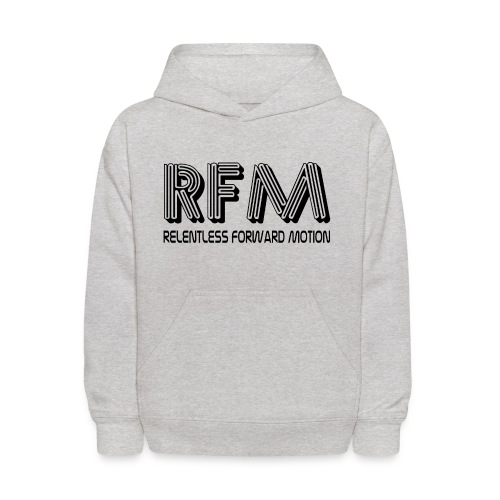 Relentless Forward Motion - Kids' Hoodie