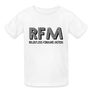 Relentless Forward Motion - Kids' T-Shirt