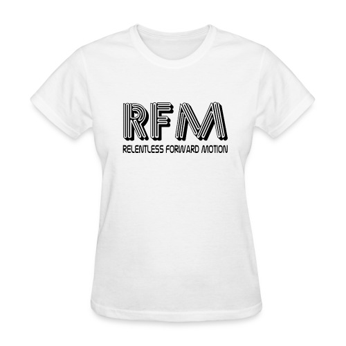 Relentless Forward Motion - Women's T-Shirt