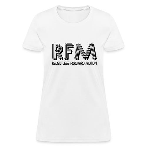 Relentless Forward Motion - Women's T-Shirt