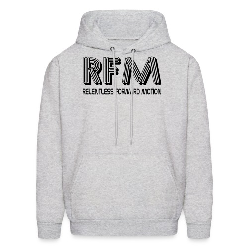 Relentless Forward Motion - Men's Hoodie