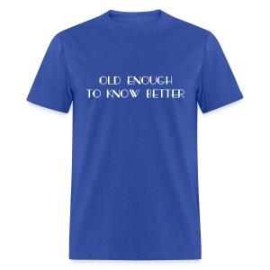 Priorities Straight - Men's T-Shirt