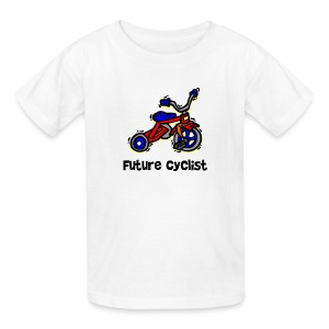 Future Cyclist - Kids' T-Shirt