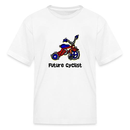 Future Cyclist - Kids' T-Shirt