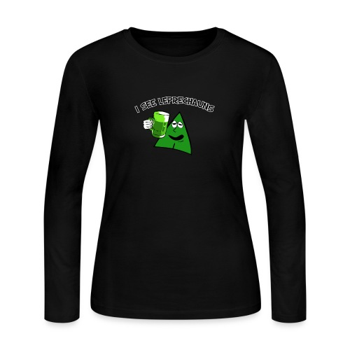 The Lady's Love Fred Boozer - Women's Long Sleeve Jersey T-Shirt