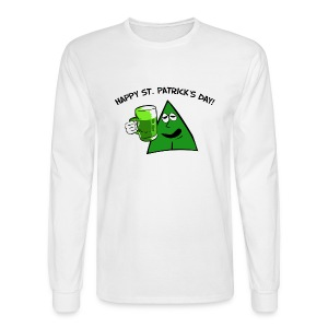 Mr. Life of the party Himself, Fred Boozer - Men's Long Sleeve T-Shirt