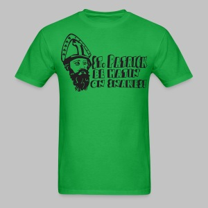 St. Patricks Snakes - Men's T-Shirt