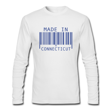 Made in Connecticut Long Sleeve Shirts
