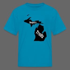 Yoopers and Trolls Children's T-Shirt - Kids' T-Shirt