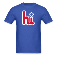 T-Shirts ~ Men's T-Shirt ~ Hi - Mens