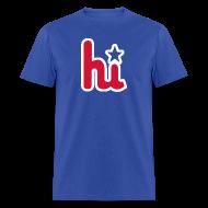 T-Shirts ~ Men's T-Shirt ~ Hi - Mens