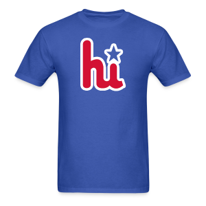 Hi - Mens - Men's T-Shirt