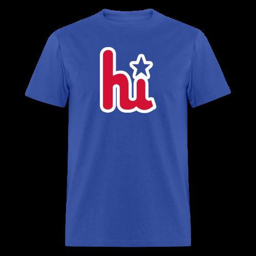 Hi - Mens - Men's T-Shirt
