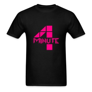 4Minute - Logo - Men's T-Shirt