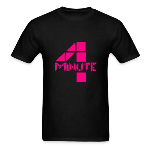 4Minute - Logo - Men's T-Shirt