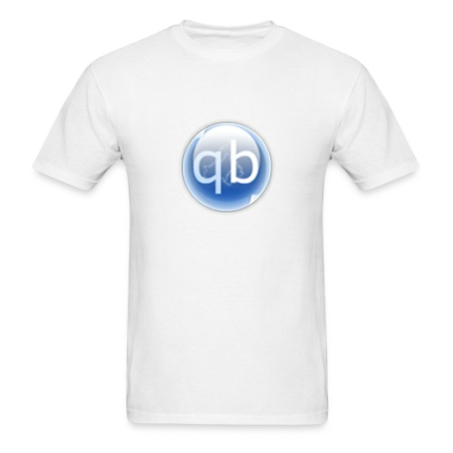 QBittorrent logo shirt - Men's T-Shirt