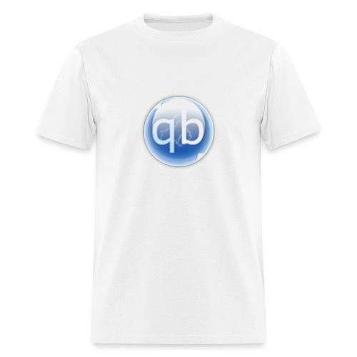QBittorrent logo shirt - Men's T-Shirt