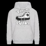 Hoodies ~ Men's Hoodie ~ Taylor Gang Shoe