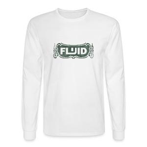 1903 White Long Sleeve - Men's Long Sleeve T-Shirt