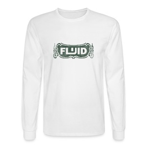 1903 White Long Sleeve - Men's Long Sleeve T-Shirt