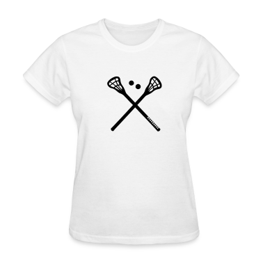 Lacrosse Women's T-Shirts