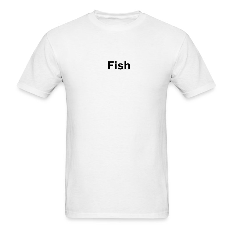 Fish - Men's T-Shirt