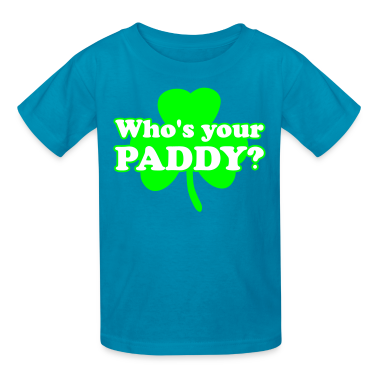 st. patrick's day Kids' Shirts