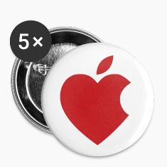 iHeart apple buttons