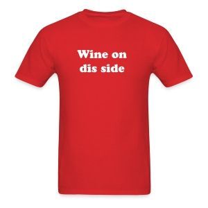 IZATRINI Original Wine of dis side - Men's T-Shirt