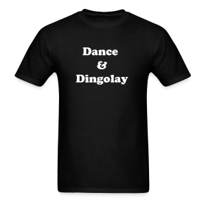 IZATRINI Original Dance & Dingolay - Men's T-Shirt