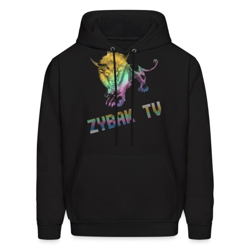 ZybakTV Hoodie  - Men's Hoodie