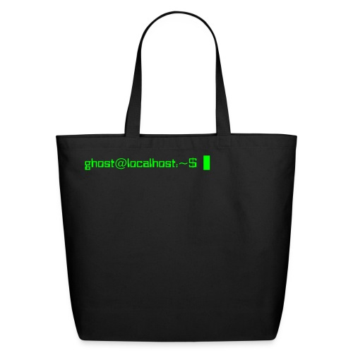Ghost in the shell - Eco-Friendly Cotton Tote