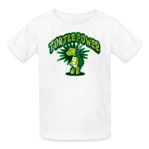 Turtle Power - Kids' T-Shirt