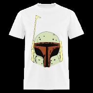 T-Shirts ~ Men's T-Shirt ~ Boba Fett Front Face