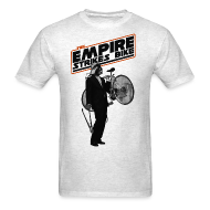 T-Shirts ~ Men's T-Shirt ~ The Empire Strikes Bike