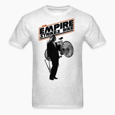 cloth23_empire_bike_white T-Shirts