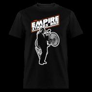 T-Shirts ~ Men's T-Shirt ~ The Empire Strikes Bike Black shirt only