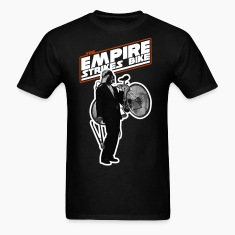 cloth23_empire_bike_black T-Shirts