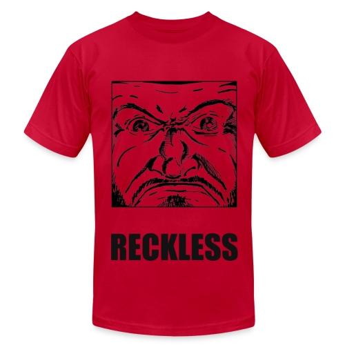 Reckless - AA - Men's Fine Jersey T-Shirt