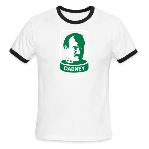 [dabney] - Men's Ringer T-Shirt
