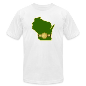 Belt State - Men's T-Shirt by American Apparel