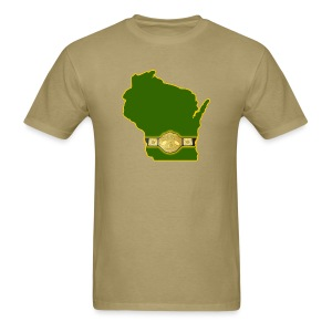 Belt State - Men's T-Shirt