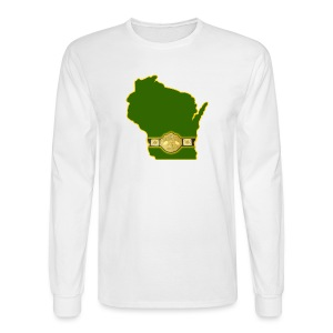 Belt State - Men's Long Sleeve T-Shirt