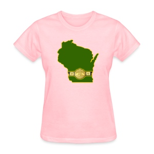 Belt State - Women's T-Shirt