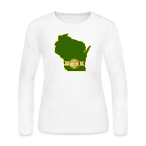 Belt State - Women's Long Sleeve Jersey T-Shirt