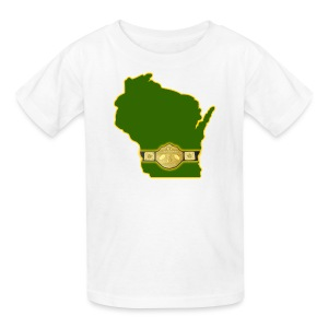 Belt State - Kids' T-Shirt