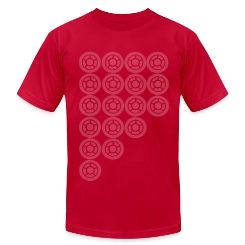 Eighteen Holes - Men's Fine Jersey T-Shirt