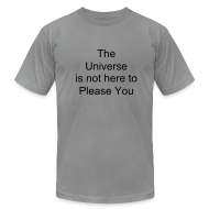 T-Shirts ~ Men's T-Shirt by American Apparel ~ Universe T