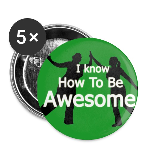 You Know - Buttons small 1'' (5-pack)